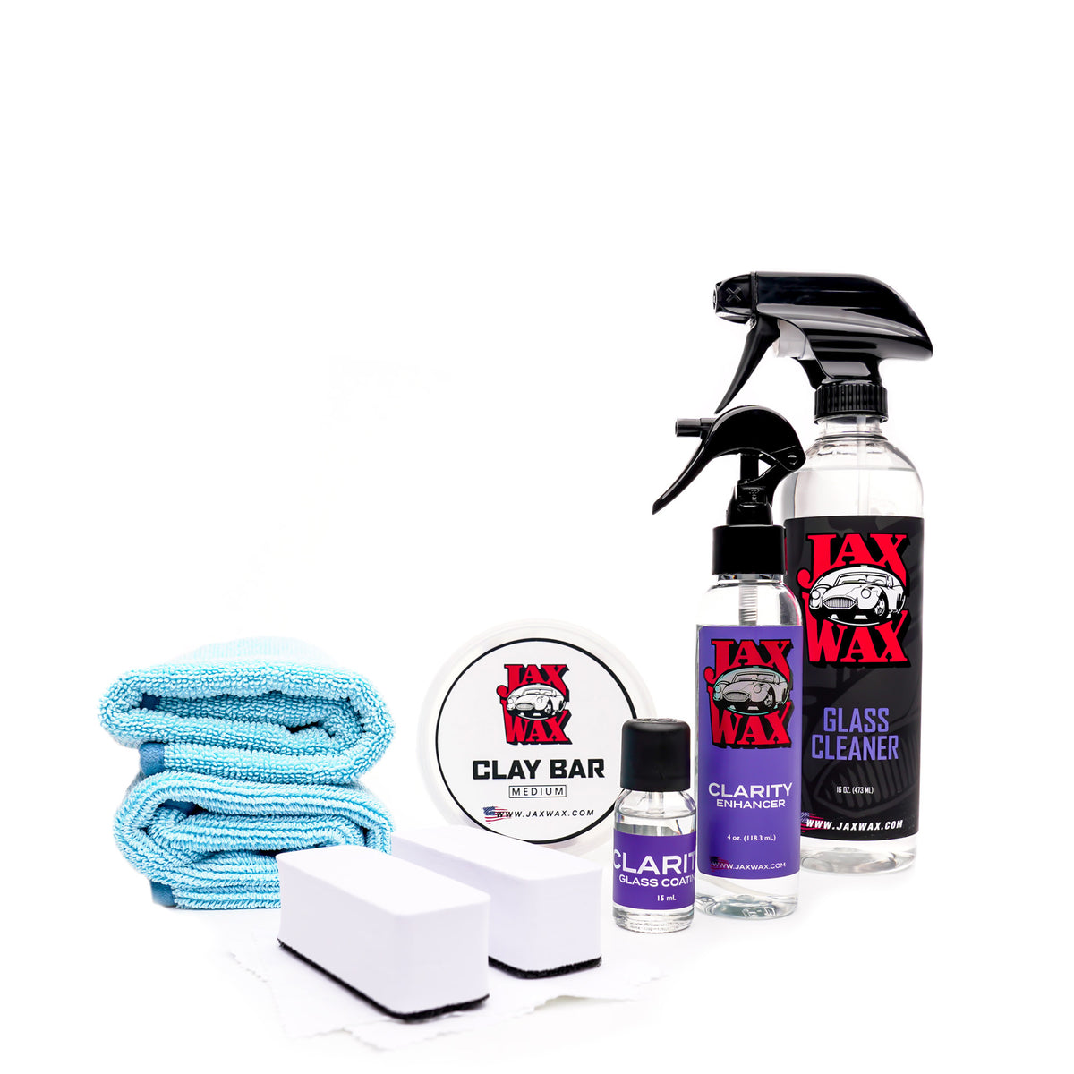 Clarity Glass Coating Kit