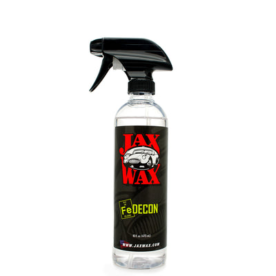 Iron Decon Iron Decontamination Rail Dust Cleaning Paint