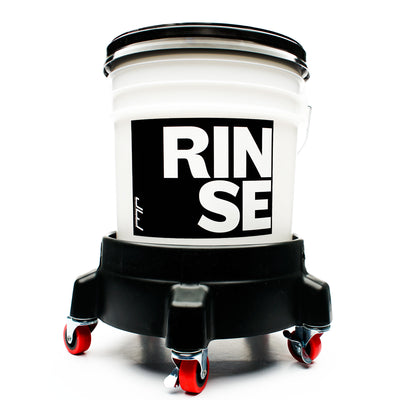 Jax Wax Rinse Bucket