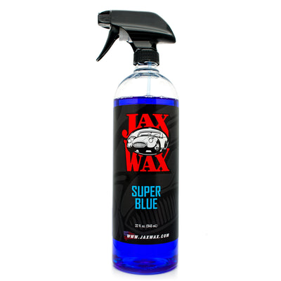 Super Blue Solvent Based Tire Dressing