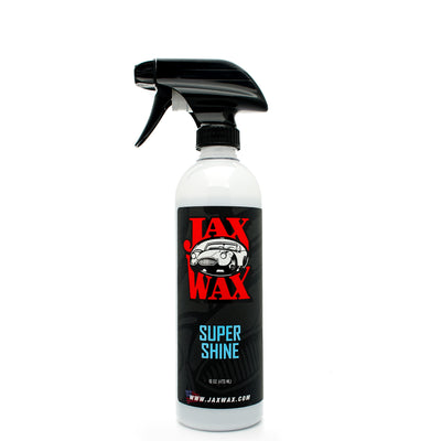 Jax Wax Super Shine Water Based Tire Dressing