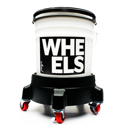 Jax Wax Wheels Bucket