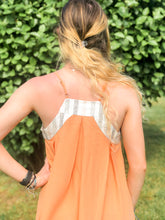 Load image into Gallery viewer, Creamsicle Peachy Tank Top