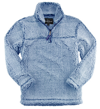Load image into Gallery viewer, Sherpa Quarter-Zip Pullovers