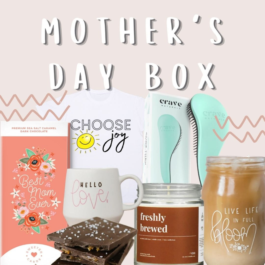 Mother's Day Curated Gift Box