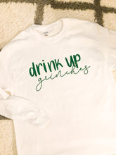 Load image into Gallery viewer, Drink Up Grinches Long-Sleeve Shirt
