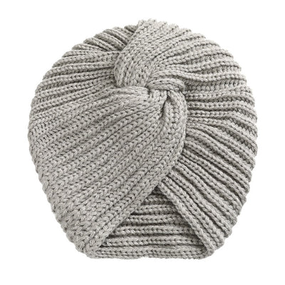 Dutton Knitted Turban