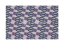 Load image into Gallery viewer, Greeting Card-Purple Adinkra-(single greeting card)