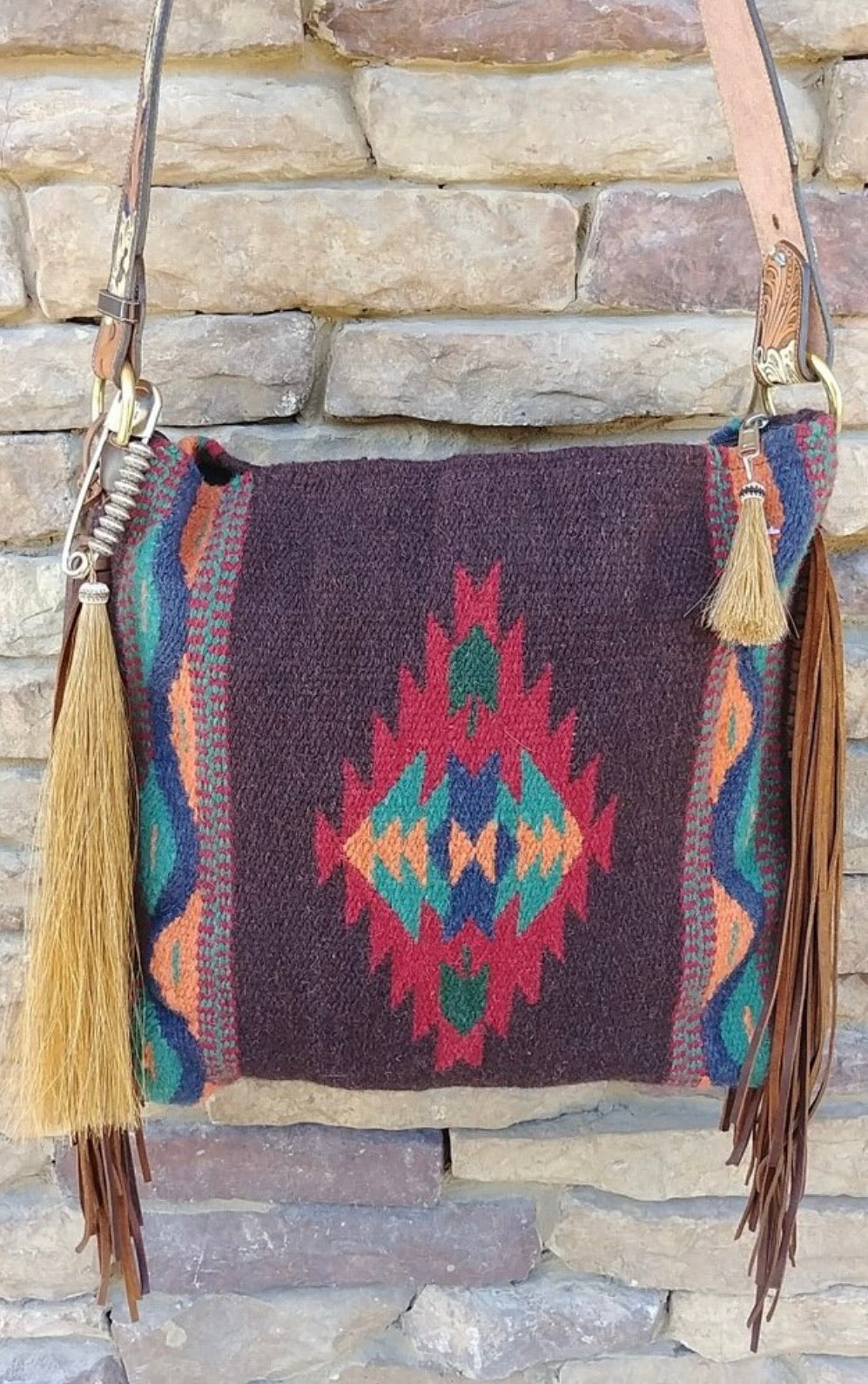 Arizona Pueblo Saddleblanket Tote