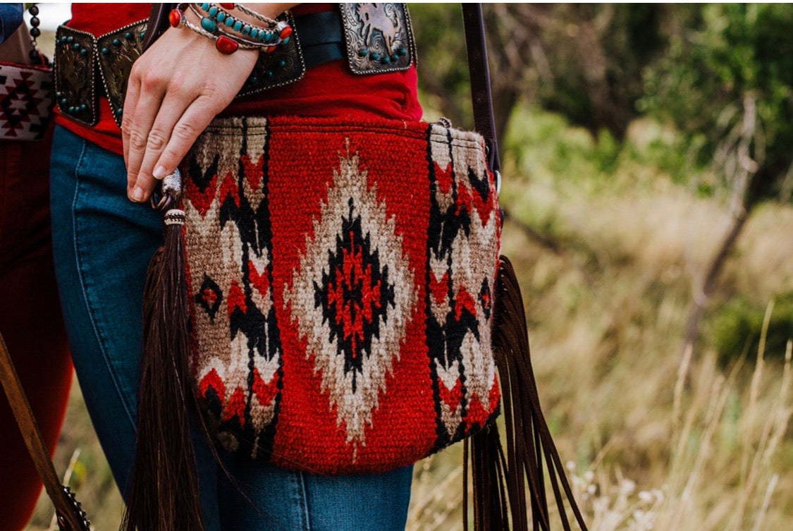 Mini Albuquerque Saddleblanket Crossbody