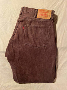 Immaculate Levi's Original 501 Regular Fit Jeans W40 L30 (DF5) - Discounted Deals UK
