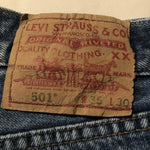 Levi's 501 Jeans W36 L30 (P16) - Discounted Deals UK