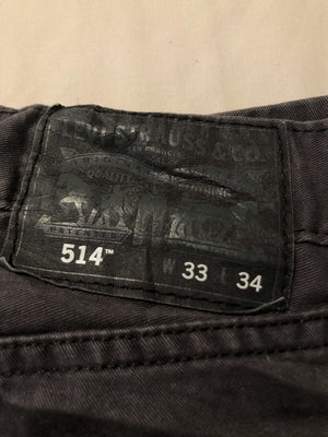 Levi's 514 Jeans W33 L34 (P16) - Discounted Deals UK