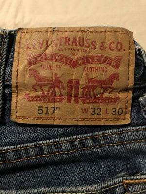 Levi's 517 Jeans W32 L30 (LV13) - Discounted Deals UK
