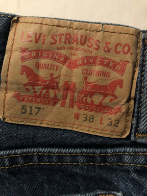 Levi's 517 Jeans W38 L32 (LV13) - Discounted Deals UK