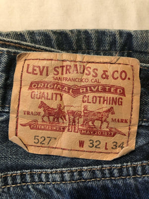 Levi's 527 Jeans W32 L34 (P16) - Discounted Deals UK