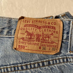 Levi's 550 Jeans W36 L32 (T3) - Discounted Deals UK