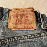 Levi's 550 Jeans W36 L36 (T3) - Discounted Deals UK