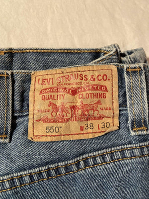 Levi's 550 Jeans W38 L30 (T3) - Discounted Deals UK