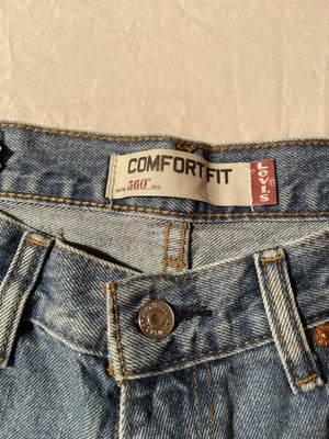 Levi's 560 Jeans W30 L34 (E6) - Discounted Deals UK