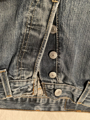 Levi's Original 501 Regular Fit Jeans W29 L32 (M15) - Discounted Deals UK