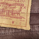 Levi's Original 501 Regular Fit Jeans W34 L36 (LJ5) - Discounted Deals UK