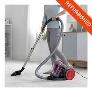 Vax CCMPNV1C1 Power Revive Complete Bagless Cylinder Vacuum Cleaner - Red - Discounted Deals UK