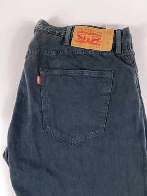 Vintage Levi's 501 Classic Button Fly Jeans W38 L34 (I11) - Discounted Deals UK