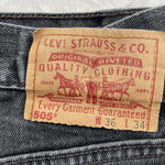 Vintage Levi's 505 Jeans W36 L34 - Discounted Deals UK