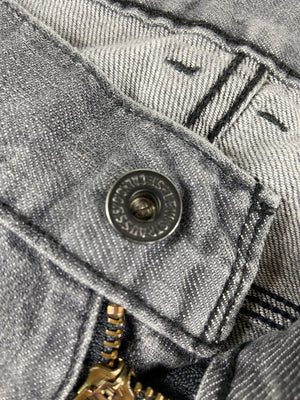 Vintage Levi's 514 Classic Zip Fly Jeans W33 L30 (I11) - Discounted Deals UK