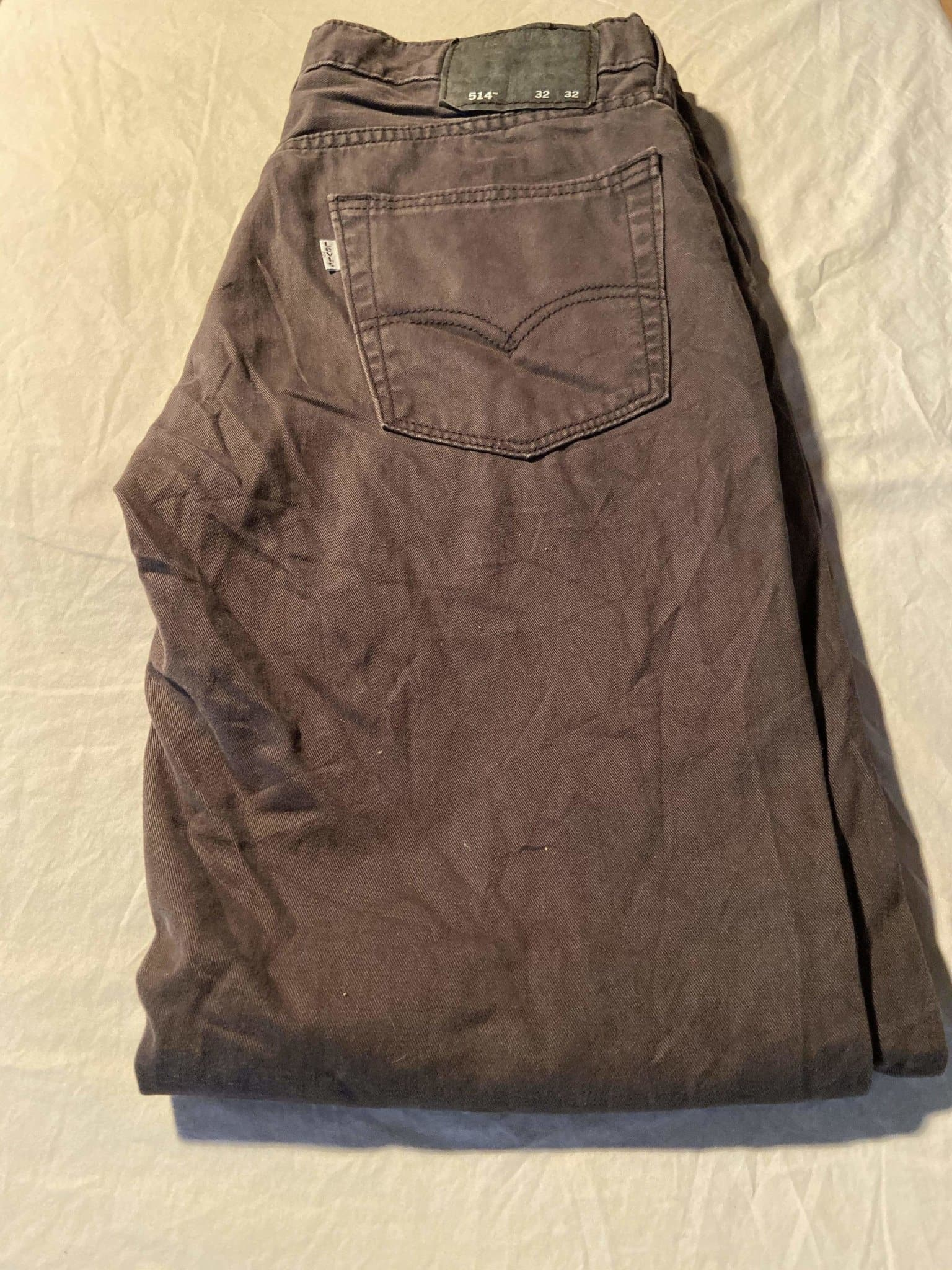 Vintage Levi's 514 Jeans W32 L32 (K5) - Discounted Deals UK