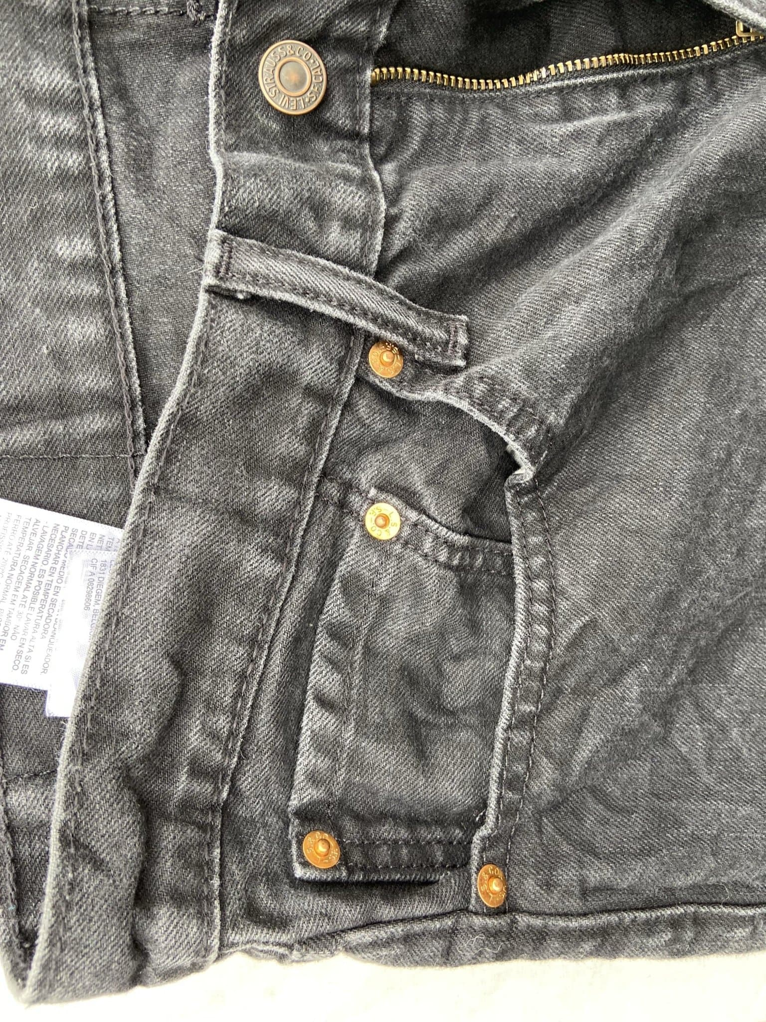Vintage Levi's 514 Jeans W34 L30 - Discounted Deals UK