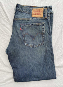 Vintage Levi's 527 Jeans W36 L30 - Discounted Deals UK