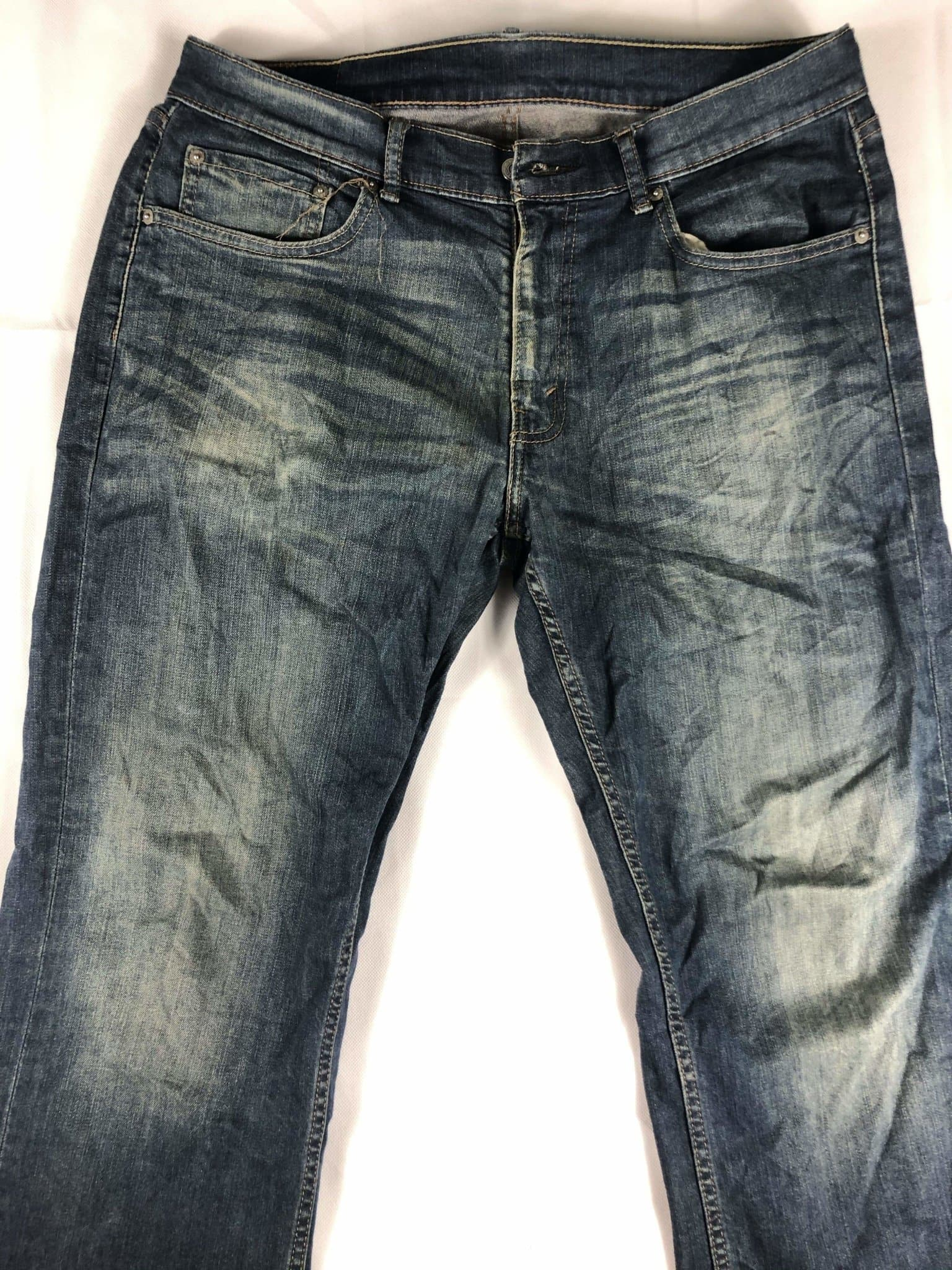 Vintage Levi's 559 Jeans W33 L30 (M15) - Discounted Deals UK