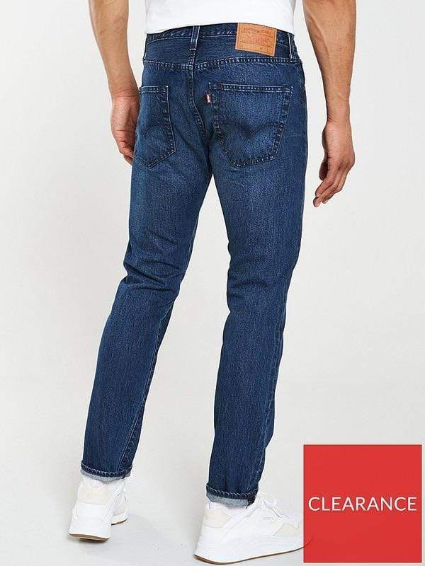Vintage Levi's Classic 501 Jeans W34 L36 (DHLB4) Has Small Marks - Discounted Deals UK