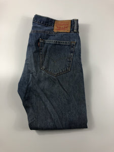 Vintage Levi's Classic 505 Jeans W34 L30 (I11) - Discounted Deals UK
