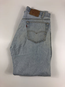 Vintage Levi's Classic 505 Jeans W36 L30 (T15) - Discounted Deals UK