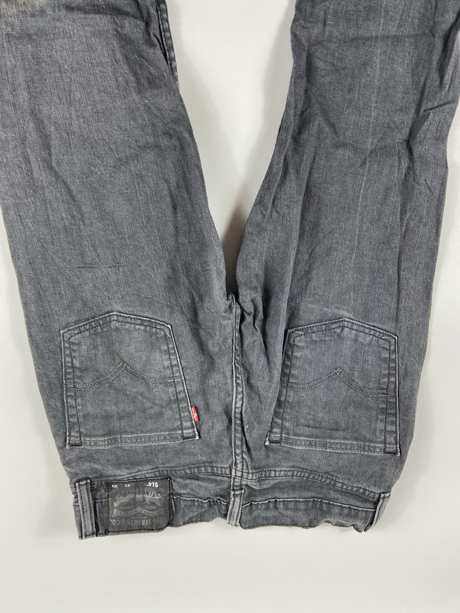 Vintage Levi's Classic 514 Jeans W31 L30 (D8) - Discounted Deals UK