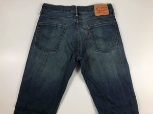 Vintage Levi's Classic 514 Jeans W31 L32 (D8) - Discounted Deals UK