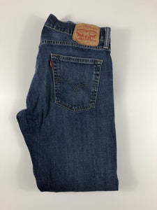 Vintage Levi's Classic 514 Jeans W34 L30 (S17) - Discounted Deals UK