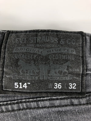 Vintage Levi's Classic 514 Jeans W36 L32 (D8) - Discounted Deals UK