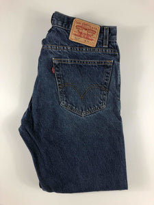 Vintage Levi's Classic 517 Jeans W34 L29 (D8) - Discounted Deals UK