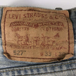 Vintage Levi's Classic 527 Jeans W33 L30 (B2) - Discounted Deals UK