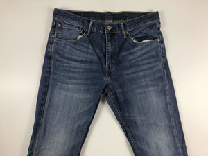 Vintage Levi's Classic 527 Jeans W34 L32 (D8) - Discounted Deals UK