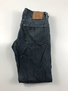 Vintage Levi's Classic 559 Jeans W32 L34 (P1) - Discounted Deals UK