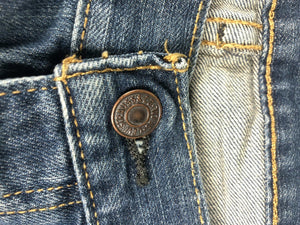 Vintage Levi's Classic 559 Jeans W36 L30 (C10) - Discounted Deals UK