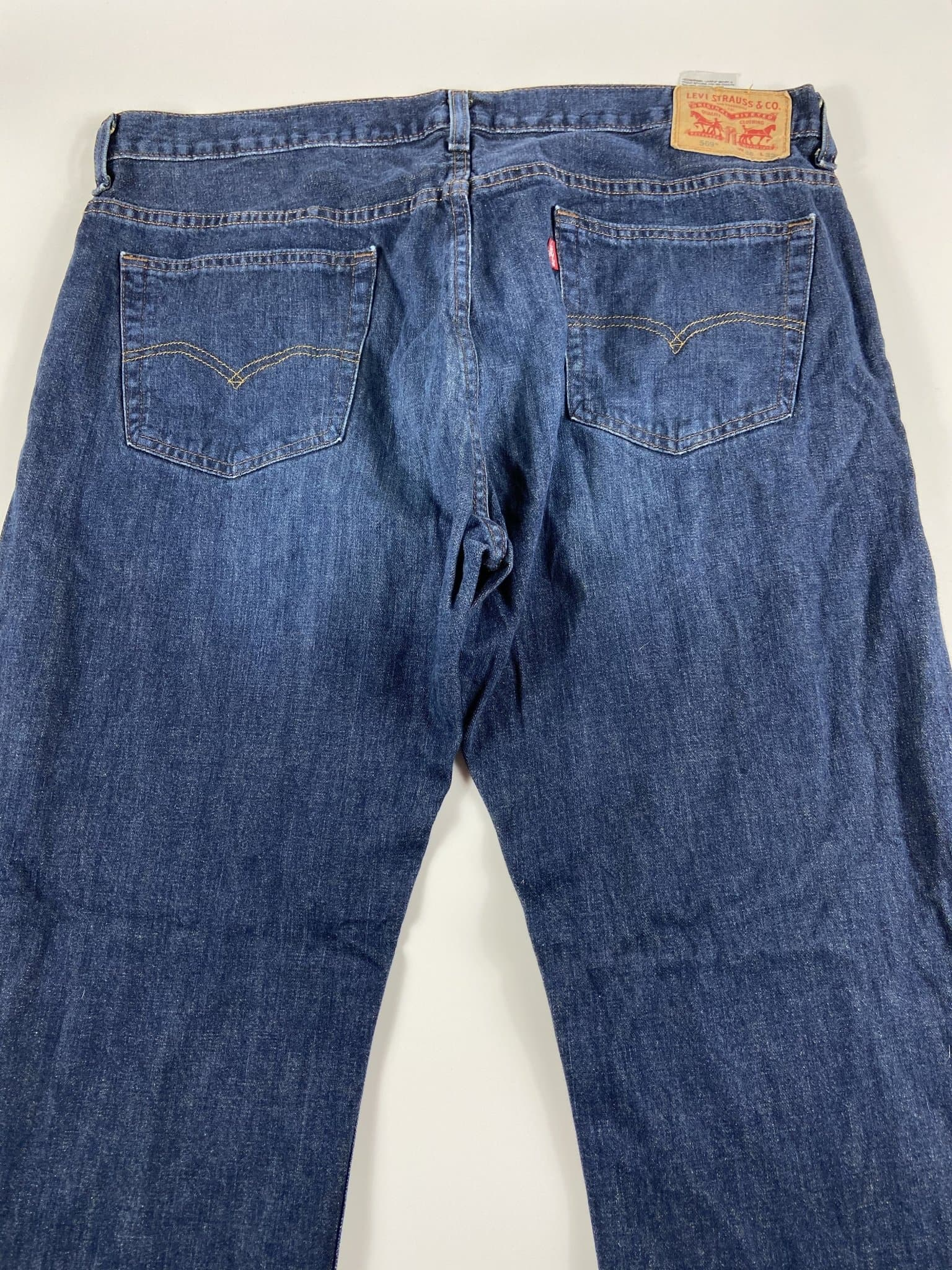 Vintage Levi's Classic 569 Jeans W36 L32 (QZ1) - Discounted Deals UK