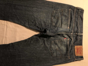Vintage Levi's Original 514 Jeans W32 L32 (G17) - Discounted Deals UK