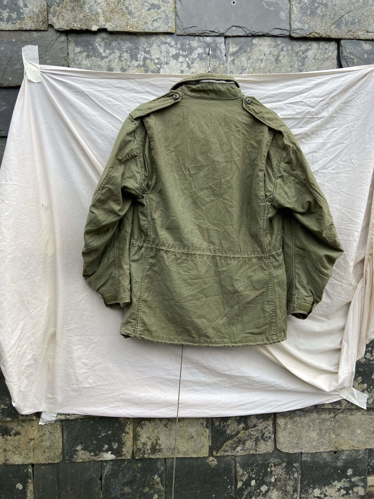 Vintage NATO M-65 Field Jacket - Size Medium   (W2) - Discounted Deals UK