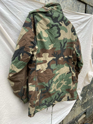 Vintage NATO M-65 US AIR FORCE Field Jacket - Size Medium - Discounted Deals UK